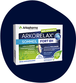 Arkorelax® Sommeil Fort 8H