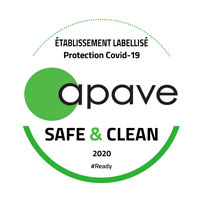 Groupe APAVE - Label Safe and Clean