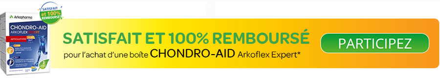 Promotion Chondro-Aid Arkoflex® Expert