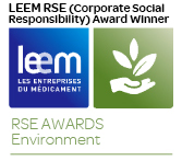 LEEM RSE Award winner