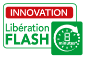 Innovation Libération Flash 8h