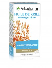 Arkocaps® Manganese & Krill Oil