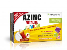 Azinc® Vitality junior (cola)