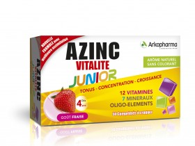 Azinc® Vitality junior (strawberry)