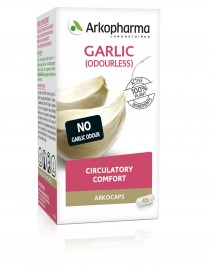 Arkocaps® Garlic (odourless)