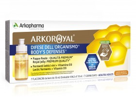 Arkoroyal® Body's Defenses (Adults)