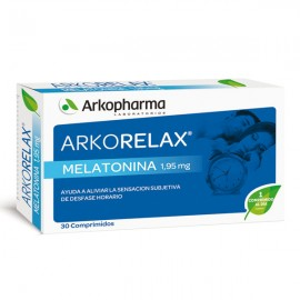 Arkorelax Melatonina 1,95mg