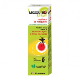 Mosquitox Spray Repelente