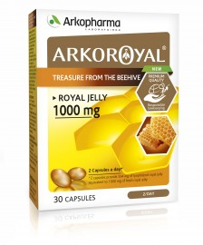 Arkoroyal® Royal Jelly Capsule