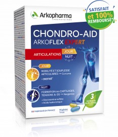 Chondro Aid Expert Jour/Nuit promo