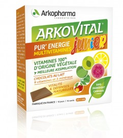 Arkovital® Pur'Énergie Junior - Pack