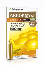Arkoroyal® Royal Jelly 1000 mg