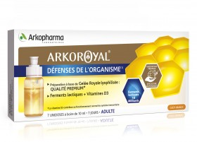 Arkoroyal Défenses Naturelles (adultes)