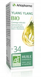 Huile essentielle d'Ylang Ylang