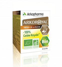 Arkoroyal® 100% Organic Royal Jelly