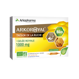 ARKOROYAL Gelée Royale BIO 1000 mg