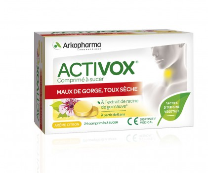 Activox® Tablets
