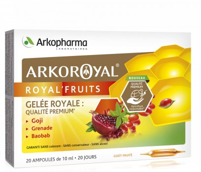 Arkoroyal Royal'Fruits