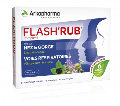 Flash'Rub® Tablets