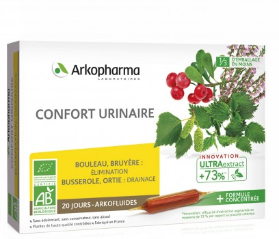Arkofluides Confort Urinaire Bio