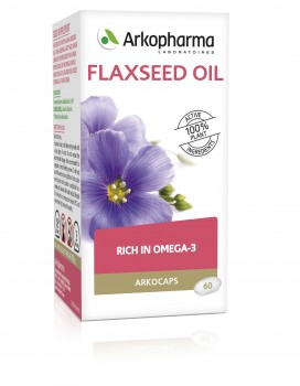 Arkocaps® Flaxseed Oil