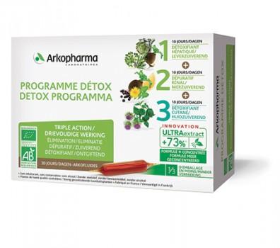 detox hépatique bio arkopharma