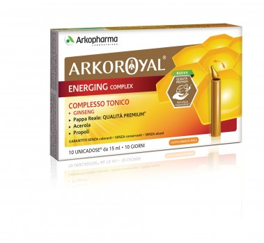Arkoroyal Energing Complex Arkopharma