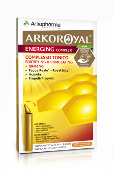 Arkoroyal® Energing complex