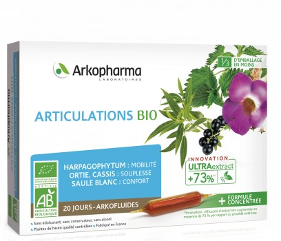 arkopharma harpagophytum