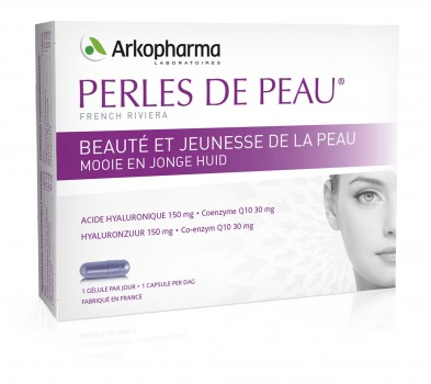 Perles De Peau Acide Hyaluronique Coenzyme Q10