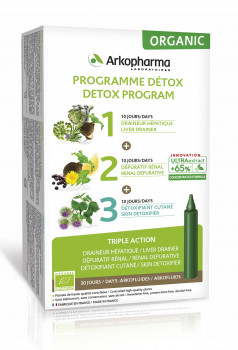 Arkofluides Detox Program