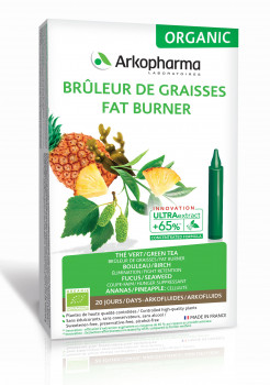 Arkofluids® Fat Burner