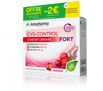Cys-control FORT