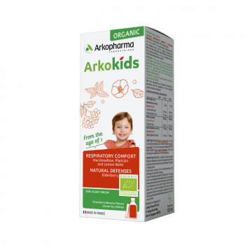 Arkokids Respiratory Comfort & Natural Defenses Organic