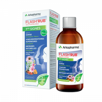 Flash'Rub® Solution buvable 1ers signes