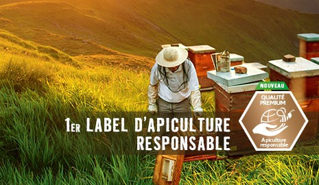 Arkoroyal4, 1er label d'Apiculture Responsable