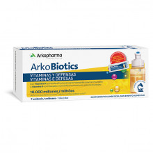 Arkobiotics vitaminas y defensas adultos