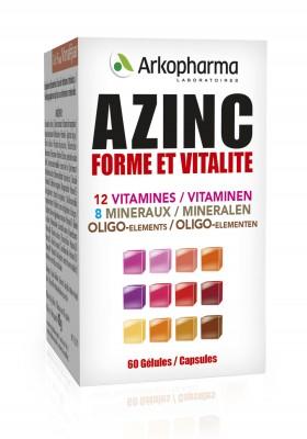 """Résultat de recherche d'images pour """"les vitamines AZINC chez Arkopharma"""""""