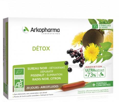 arkofluide detox