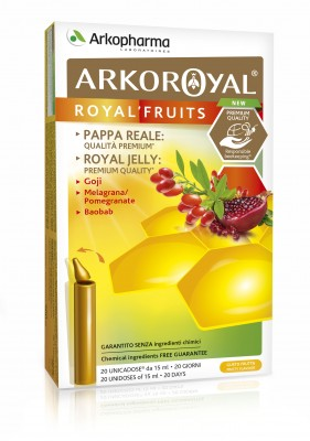 Arkoroyal® Royal'Fruits