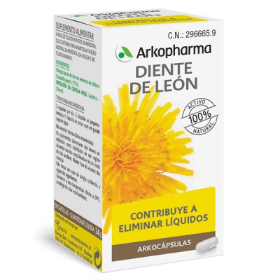 Arkocápsulas Diente De León Arkopharma