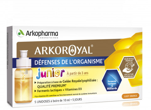 Arkoroyal® Body's Defenses (Children)